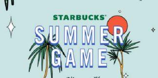 summer game by starbucks com