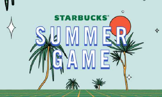 summer game by starbucks com
