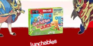 Lunchables Mixed-Up gamers