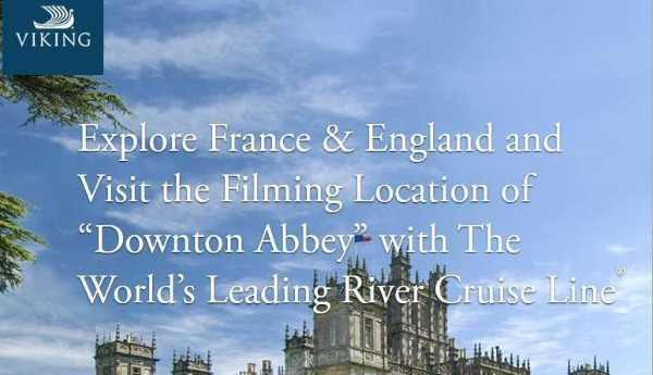 Vikingcruises.com Downton Abbey